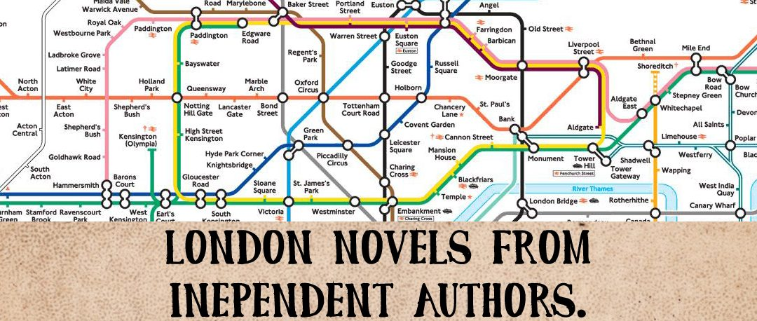 London's Novels from Independent Publishers
