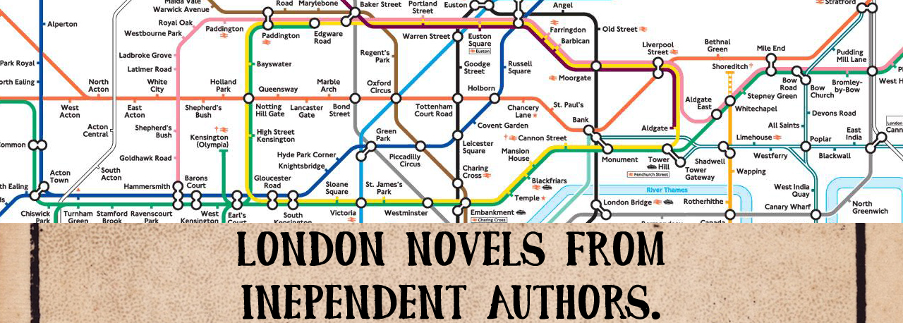 London Novels by Independent Authors