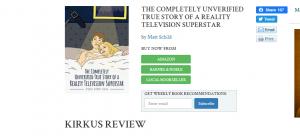 Kirkus Reviews likes Completely Unverified